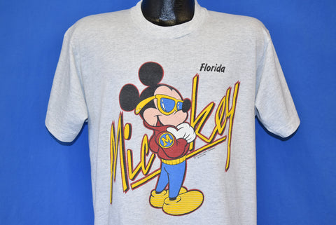90s Mickey Mouse Disney World Florida t-shirt Large