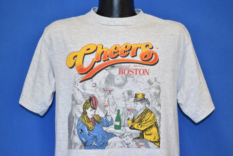 90s Cheers TV Show Boston Bar t-shirt Large