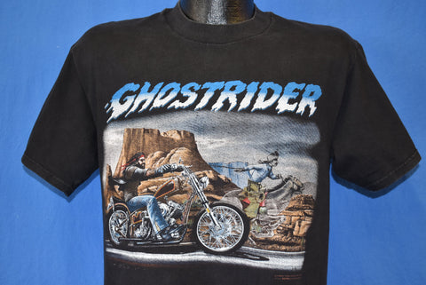 90s Ghost RIder David Mann t-shirt Medium