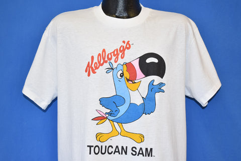 90s Kellogg's Toucan Sam t-shirt Large