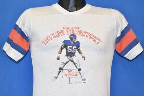 80s Lawrence Taylor #56 New York Giants t-shirt Youth Large