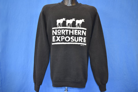 90s Northern Exposure TV Show Alaska Sweatshirt Medium