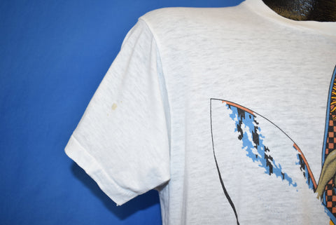 80s Padre Island Texas Surf t-shirt Large