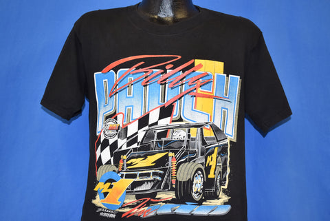 90s Billy Pauch Sprint Car Racer Dirt Track t-shirt Large