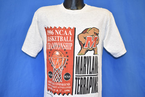 90s Maryland Terrapins 1996 Basketball Championship t-shirt Medium
