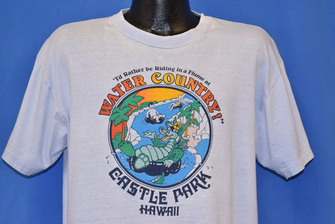 80s Castle Park Hawaii Water Country t-shirt Extra Large