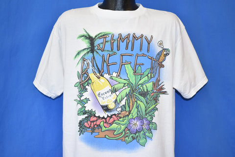 90s Jimmy Buffet Havana Daydreamin Corona t-shirt Extra Large