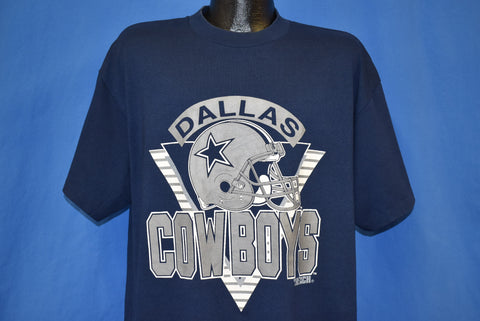 90s Dallas Cowboys NFL Football Helmet t-shirt Extra Large
