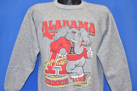 80s Alabama Crimson Tide University Sweatshirt Large