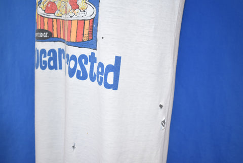 60s Frosted Flakes Tony the Tiger Distressed t-shirt Medium