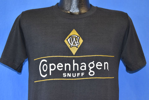 80s Copenhagen Snuff Smokeless Tobacco t-shirt Medium