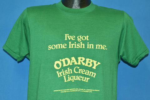 70s O'Darby Irish Cream Liqueur I've Got Irish in Me t-shirt Medium