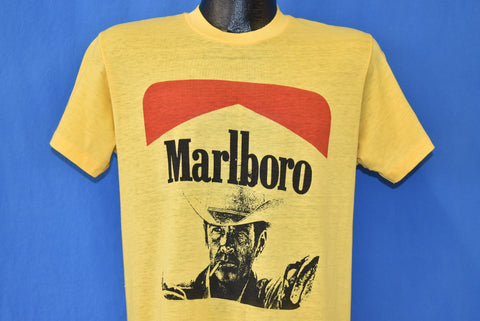 70s Marlboro Man Reds Cowboy Distressed t-shirt Medium