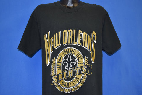 90s New Orleans Saints NFL Football Member Club t-shirt Large