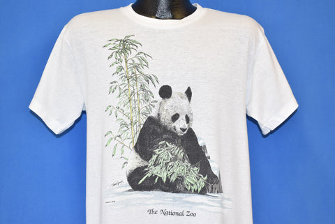 80s Giant Panda National Zoo Washington DC t-shirt Medium