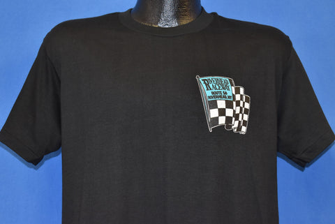 80s Riverhead Raceway New York Blunderbust Racing t-shirt Large