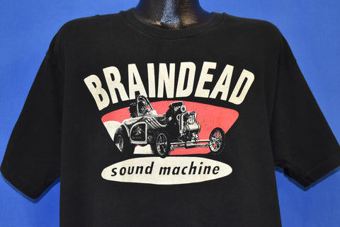 90s Braindead Soundmachine Make My Baby t-shirt Extra Large