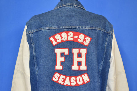 90s Full House TV Show Crew 1992-1993 Season Jacket Extra Large