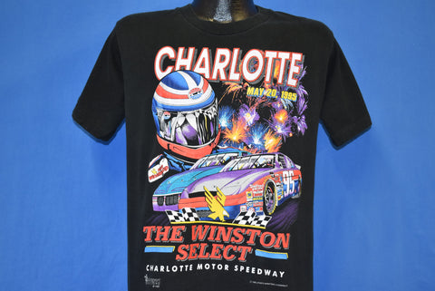 90s Winston Select Charlotte Motor Speedway NASCAR t-shirt Medium