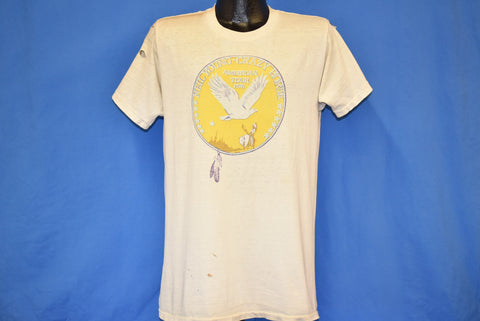 70s Neil Young Crazy Horse 1976 American Tour t-shirt Large