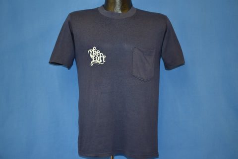 80s The Loft Frewsburg NY Pocket t-shirt Medium
