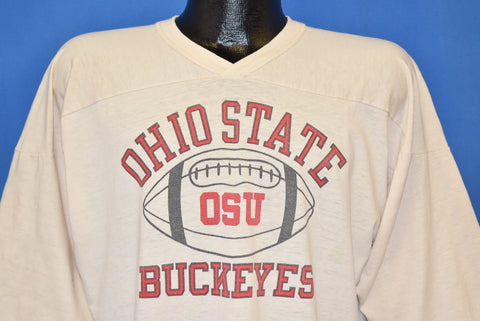 80s Ohio State Buckeyes Football Jersey t-shirt Large