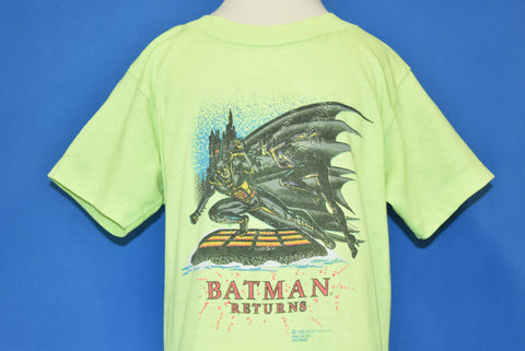 90s Batman Returns Catwoman DC Comics t-shirt Youth Medium