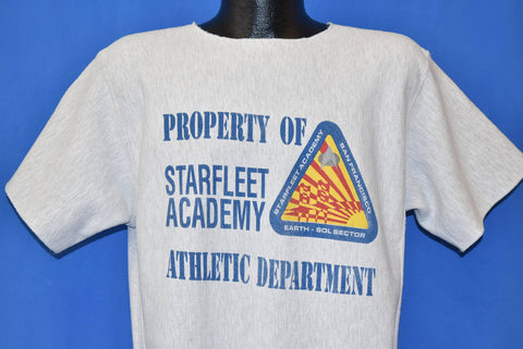 90s Star Trek the Next Generation Starfleet Academy Sweatshirt Large