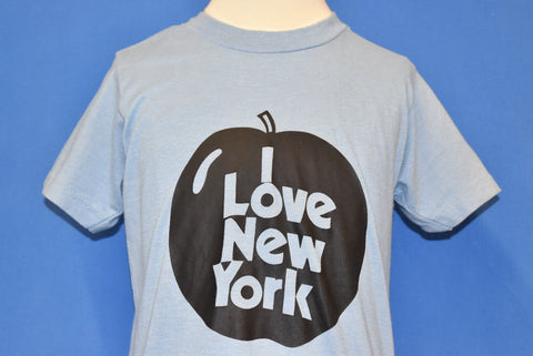 80s I Love New York Big Apple NYC t-shirt Youth Medium