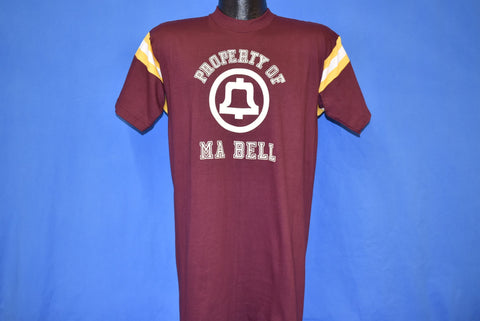 70s Property of Ma Bell Jersey t-shirt Medium