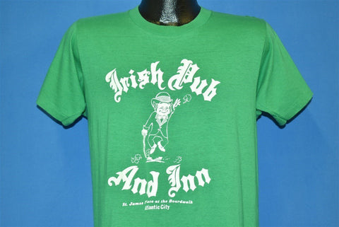 80s Irish Pub St. James Place Atlantic City t-shirt Medium