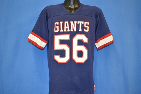80s New York Giants #56 Lawrence Taylor NFL t-shirt Large