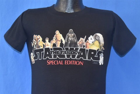 90s Star Wars Trilogy Special Edition t-shirt Youth Large