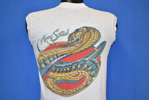 80s Y&T Mean Steak Tour 1983-1984 Band t-shirt Small