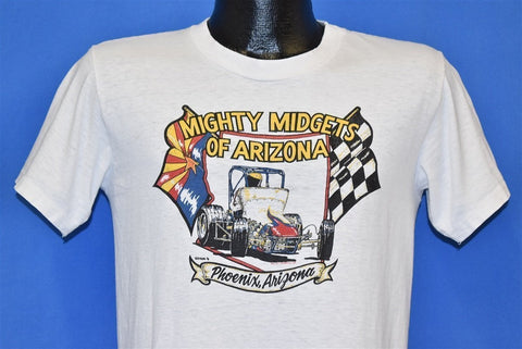 70s Mighty Midgets Phoenix Arizona t-shirt Small