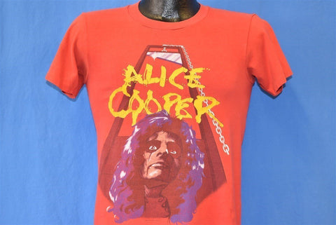 80s Alice Cooper The Nightmare Returns Tour t-shirt Small