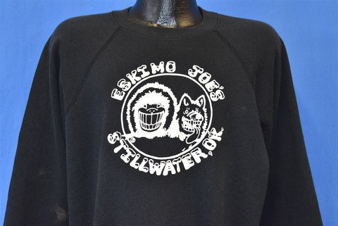80s Eskimo Joe's Juke Joint Sweatshirt Extra Large