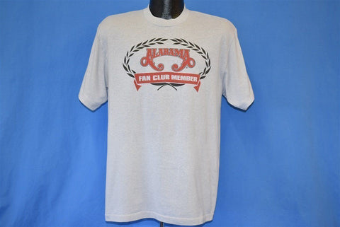 80s Alabama Band Fan Club Member t-shirt Large