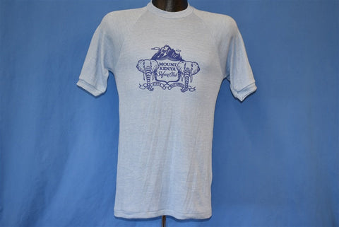 80s Mount Kenya Safari Club Raglan t-shirt Small