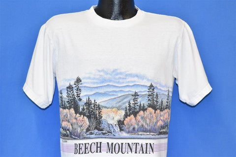 90s Beech Mountain North Carolina Tourist t-shirt Medium