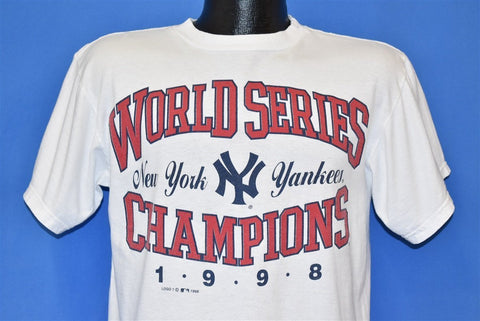 90s New York Yankees World Series Champions t-shirt Medium