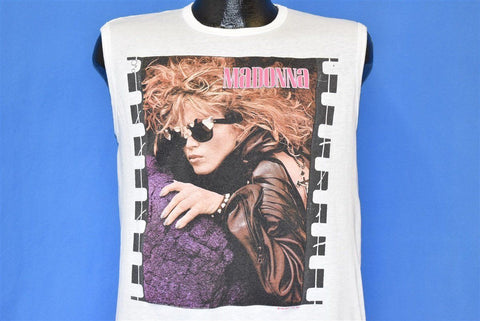 80s Madonna Like A Virgin Tour 1985 t-shirt Medium