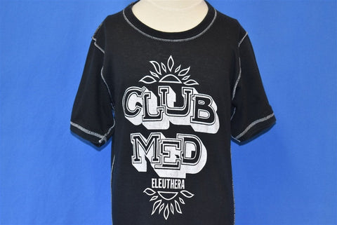 70s Club Med Eleuthera Sunset t-shirt Small