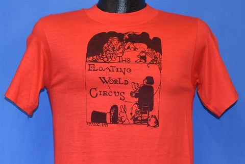 70s Floating World Circus Magician Bunny t-shirt Extra Small