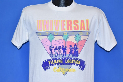 80s Universal Studios Hollywood California t-shirt Small