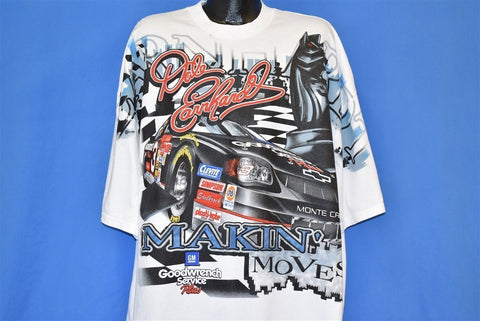 90s Dale Earnhardt Makin Moves NASCAR Racing t-shirt 3XL