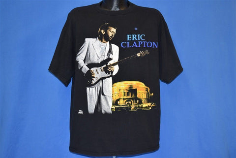 90s Eric Clapton Royal Albert Hall Residency t-shirt Extra Large