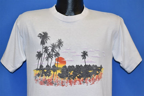 90s Jimmy Buffett Volcano Lava Come Down t-shirt Medium