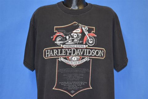 90s Chick's Harley Davidson Albuquerque t-shirt Extra Large