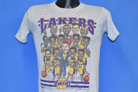 90s LA Lakers '91-'92 Team t-shirt Small